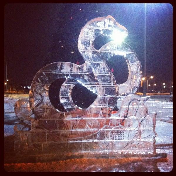 Снимок сделан в ТРК «Северный Молл» пользователем Anna 🌟 S. 2/17/2013