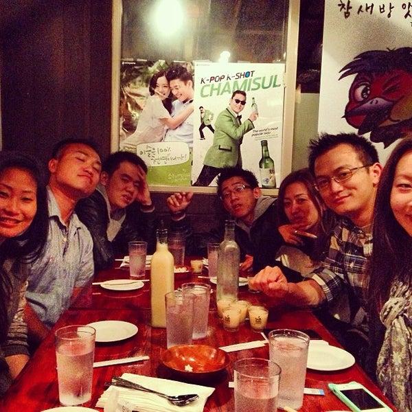 Photo taken at Toyose by Karen W. on 7/11/2013