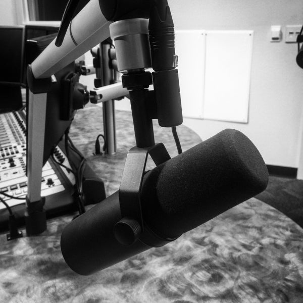 Photo taken at 88.7 The Pulse by Justin H. on 2/4/2016