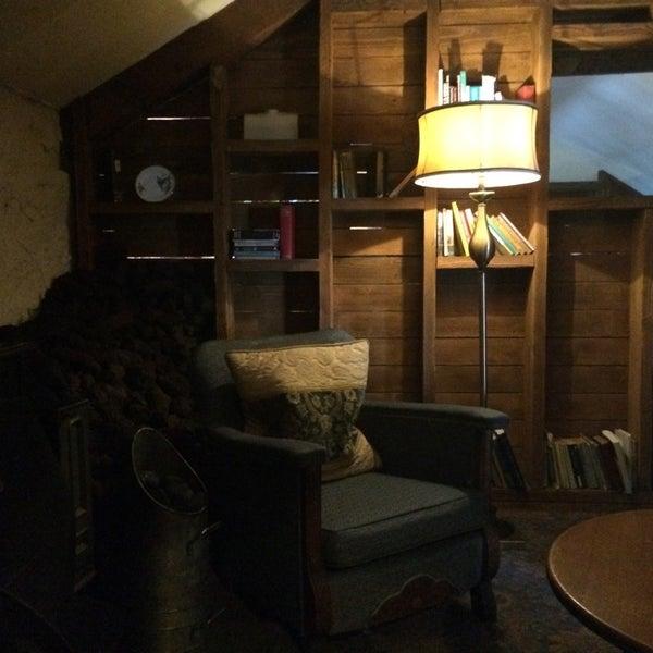 Photo taken at The Bushmills Inn by Denchik on 5/10/2014
