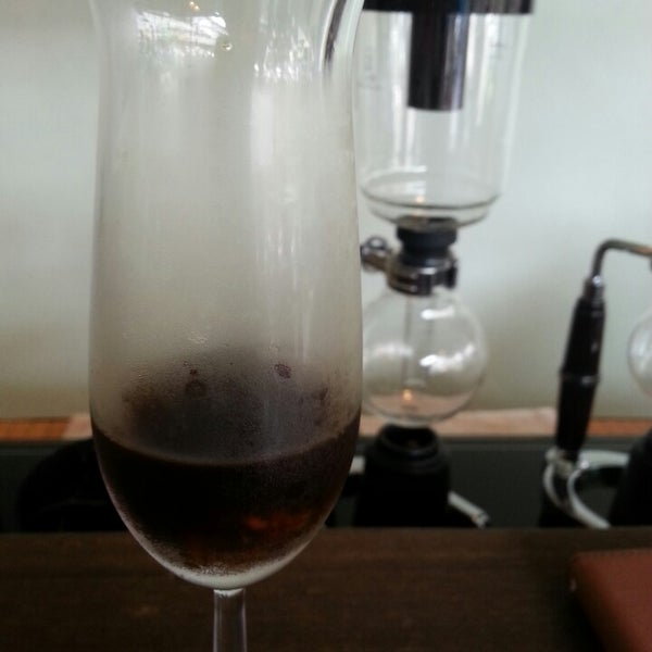 Photo taken at Typica Café by Czewai C. on 7/26/2014