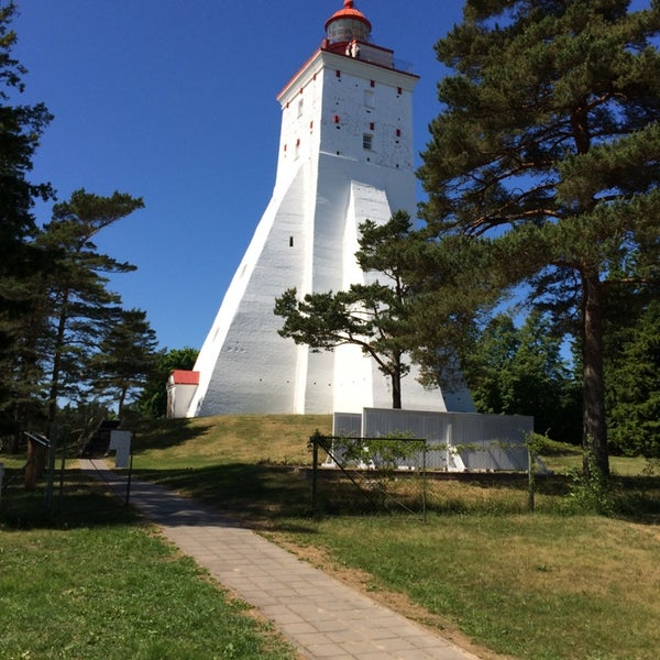 Photo taken at Kõpu tuletorn    Kõpu Lighthouse by Andrew N. on 6/11/2014