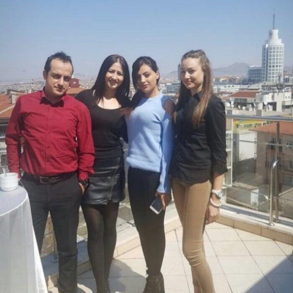 3/28/2017 tarihinde İlker Ş.ziyaretçi tarafından CK Farabi Hotel'de çekilen fotoğraf