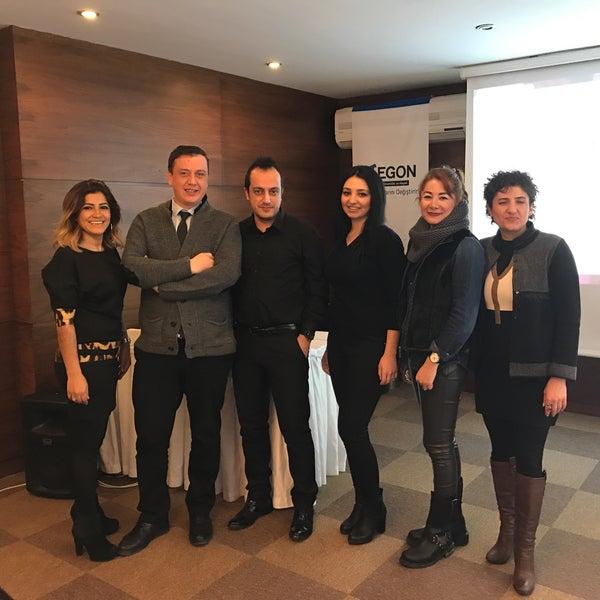 1/13/2017 tarihinde İlker Ş.ziyaretçi tarafından CK Farabi Hotel'de çekilen fotoğraf
