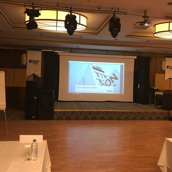 11/13/2017 tarihinde İlker Ş.ziyaretçi tarafından CK Farabi Hotel'de çekilen fotoğraf