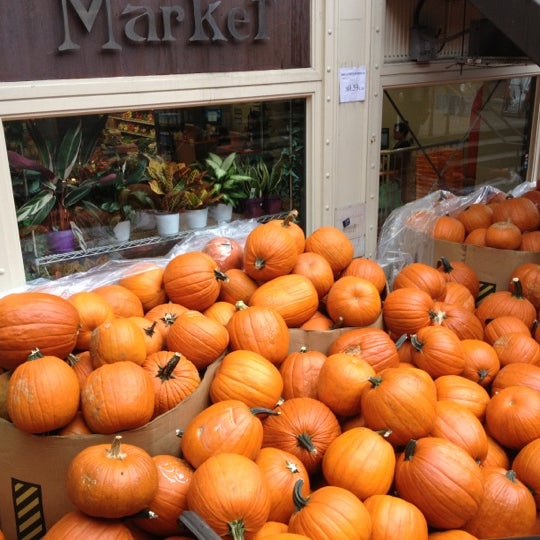 Photo taken at St. Mark's Market by Jay Y. on 10/15/2012