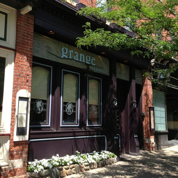 Grange kitchen and bar downtown ann arbor 26 tips for V kitchen ann arbor address