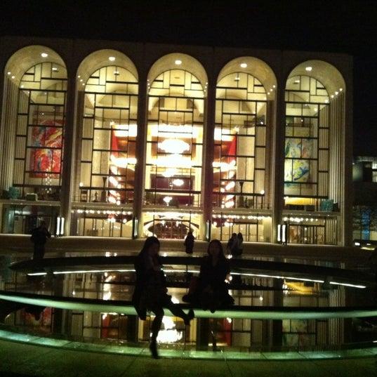 11/11/2012にGeorge S.がLincoln Center for the Performing Artsで撮った写真