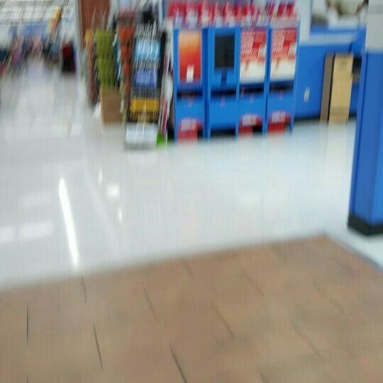 Photo taken at Walmart by Embracelyfe D. on 3/7/2016