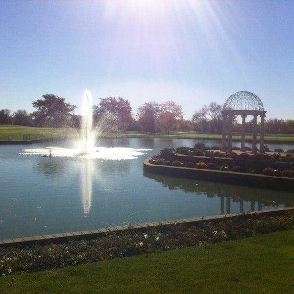Odyssey golf course wedding