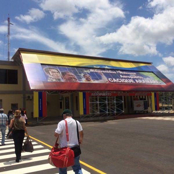 Resultado de imagen para estado amazonas aeropuerto cacique aramare