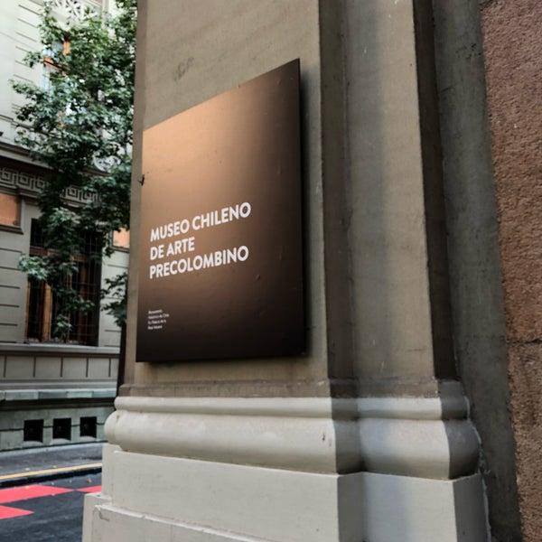 Foto tirada no(a) Museo Chileno de Arte Precolombino por Takayoshi O. em 4/29/2018
