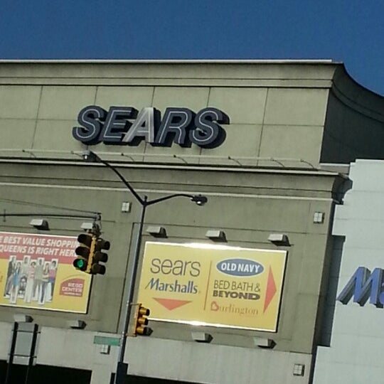 Photo taken at Sears by ted c. on 10/20/2012