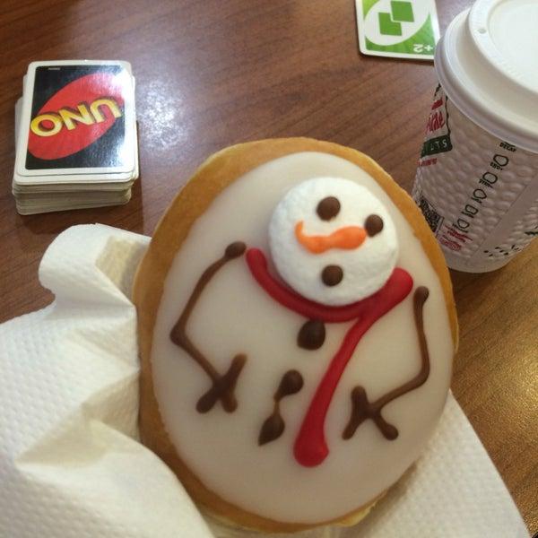 Снимок сделан в Krispy Kreme пользователем Elena P. 1/8/2017