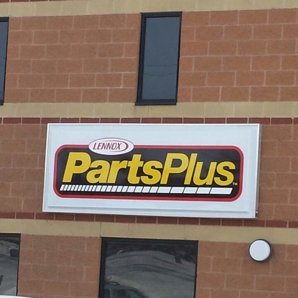 lennox parts plus logo. photo taken at lennox parts plus by corey h. on 1/9/2014 logo l