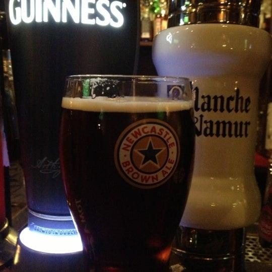 Снимок сделан в Bobby Dazzler Pub пользователем Nikolay R. 10/20/2012
