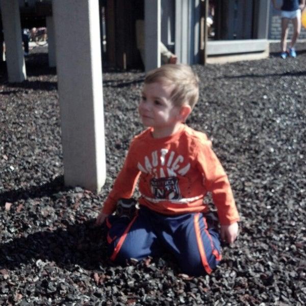 Photo taken at Annie's Playground by Danalee P. on 3/10/2013