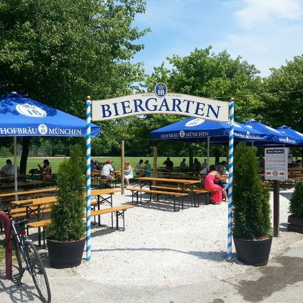 Estabrook Park Beer Garden - Milwaukee, WI