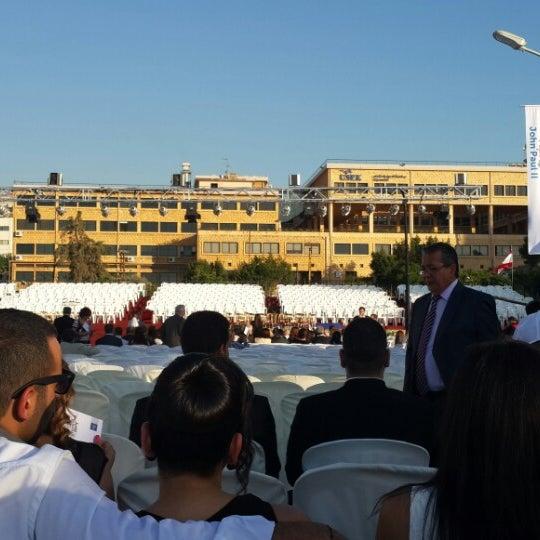 Photo taken at Holy Spirit University Of Kaslik by Jessica A. on 6/25/2014