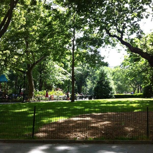 Foto diambil di Madison Square Park oleh Debra S. pada 6/23/2013