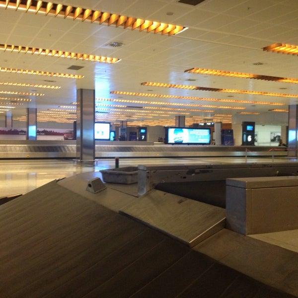 Photo taken at Istanbul Sabiha Gökçen International Airport (SAW) by Ilayda on 8/11/2013