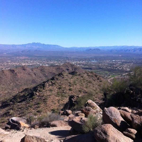 Photo taken at Sunrise Peak by Matt L. on 11/28/2013