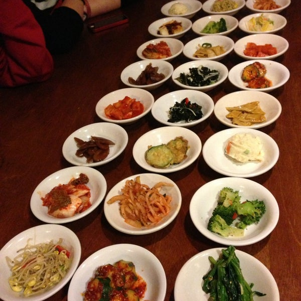 Seoul Garden Korean Restaurant In Saint Ann