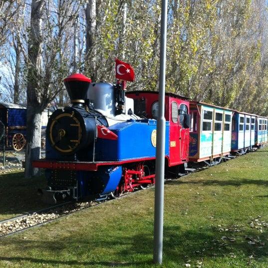 12/1/2012 tarihinde Sevda A.ziyaretçi tarafından Sazova Bilim Kültür ve Sanat Parkı'de çekilen fotoğraf