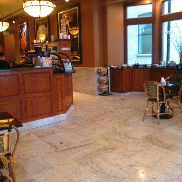 Cafe Poupon Baltimore St