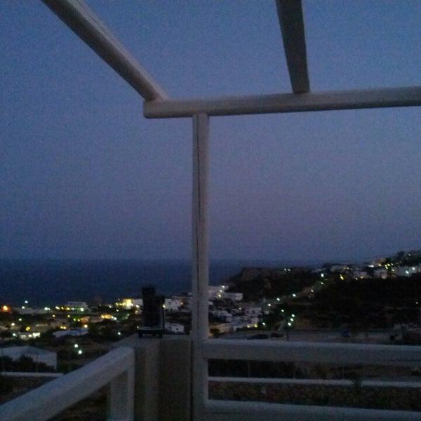 Photo taken at Silene Villas Hotel by Sophia V. on 7/31/2014