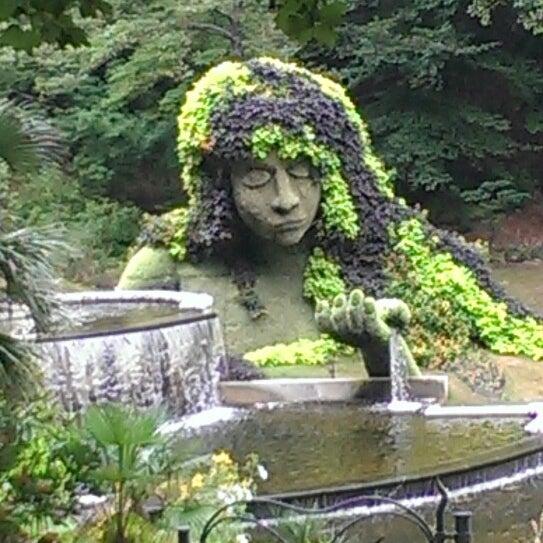 Photo taken at Atlanta Botanical Garden by Dede on 7/26/2013