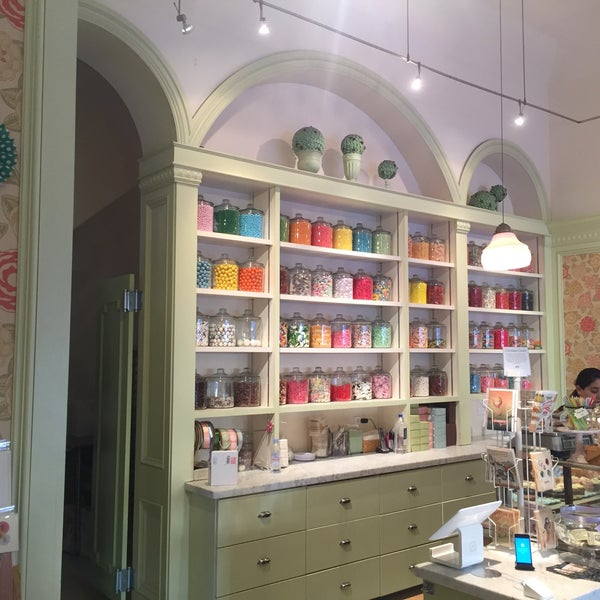 Photo taken at Miette Patisserie by Olga A. on 9/19/2016