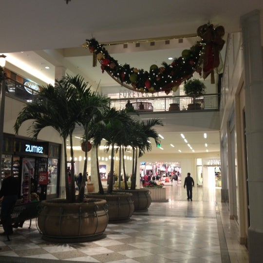 Photo taken at Hillsdale Shopping Center by Olga S. on 12/7/2012