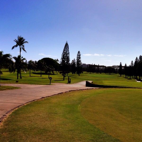 Photo taken at Navy Marine Golf Course by John C. on 1/8/2015