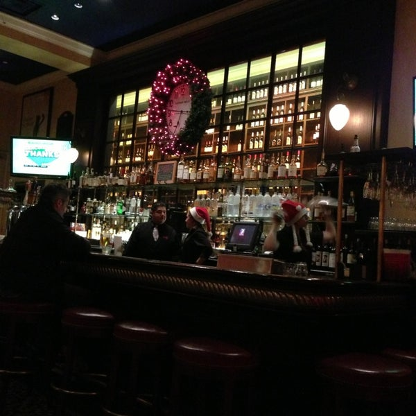 Photo taken at Left Bank Brasserie by Julio on 12/23/2012