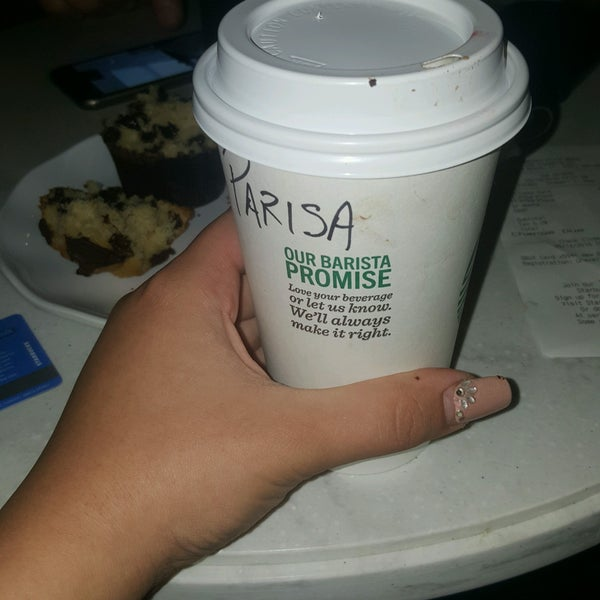 Photo taken at Starbucks by Parisa T. on 9/14/2016