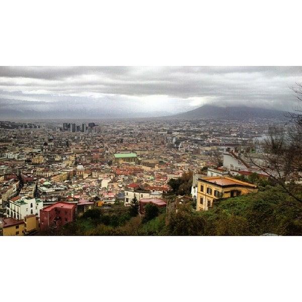 Photo taken at Largo San Martino by Thomas R. on 1/5/2014