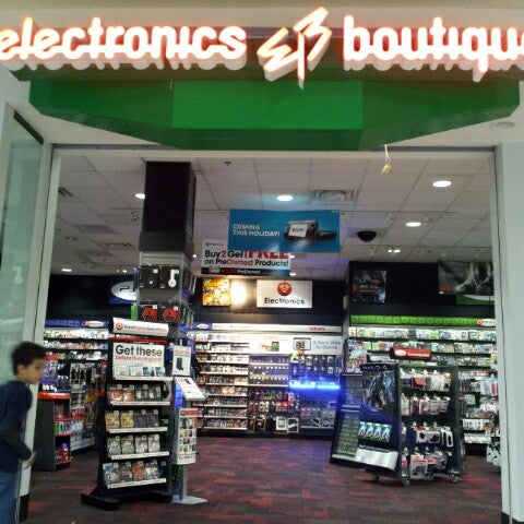 eb electronics boutique galleria mall. Black Bedroom Furniture Sets. Home Design Ideas