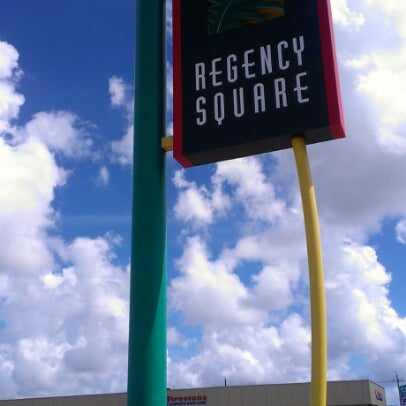 Photo taken at Regency Square Mall by Bryen G. on 9/28/2012