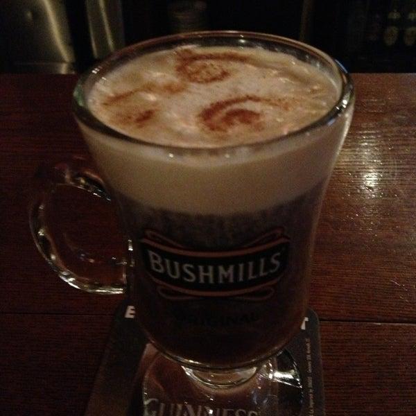 Photo taken at Fado Irish Pub & Restaurant by Kate V. on 3/30/2013