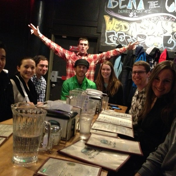 Photo taken at Lakeside Pizza, Sports Bar & Nightclub by Kate V. on 1/6/2013