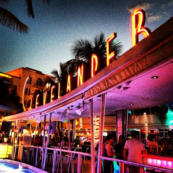 Photo taken at Clevelander South Beach Hotel and Bar by Marcos T. on 3/22/2013