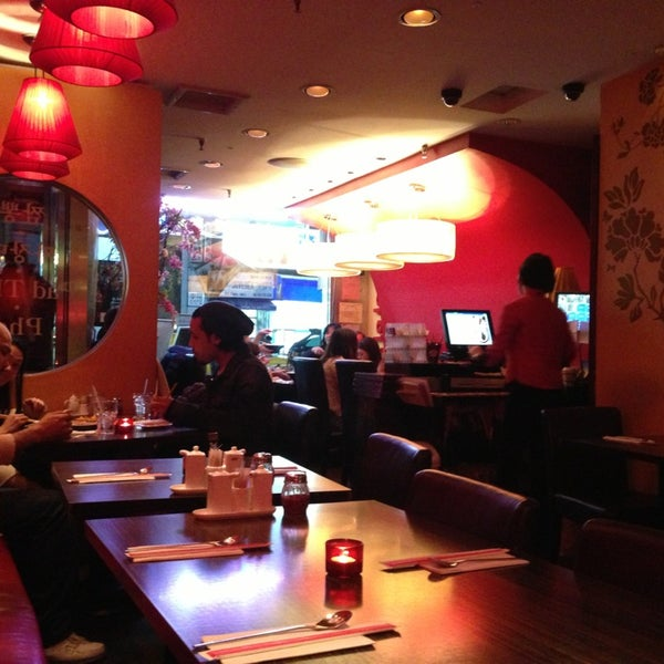 Photo taken at Shanghai Mong by Daouna J. on 1/21/2013