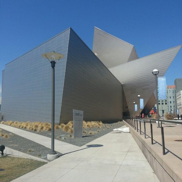 Art Museum In Civic Center