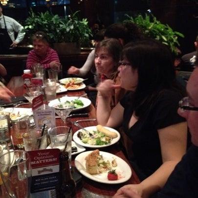 Photo taken at Houlihan's by Louisa G. on 11/11/2012