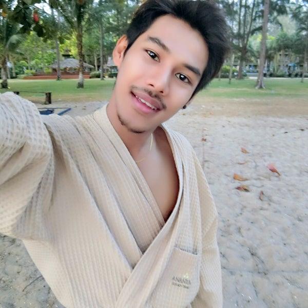 Photo taken at Anantara Si Kao Resort And Spa by WARADON M. on 4/28/2016