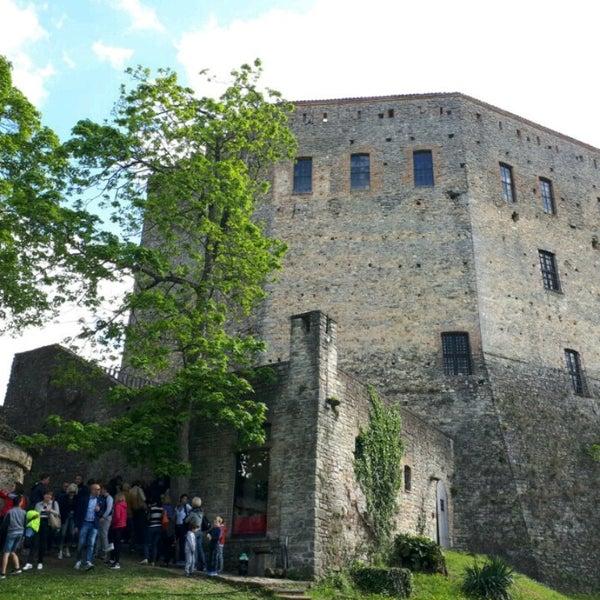 Foto scattata a Castello di Zavattarello da Quanti il 4/17/2017