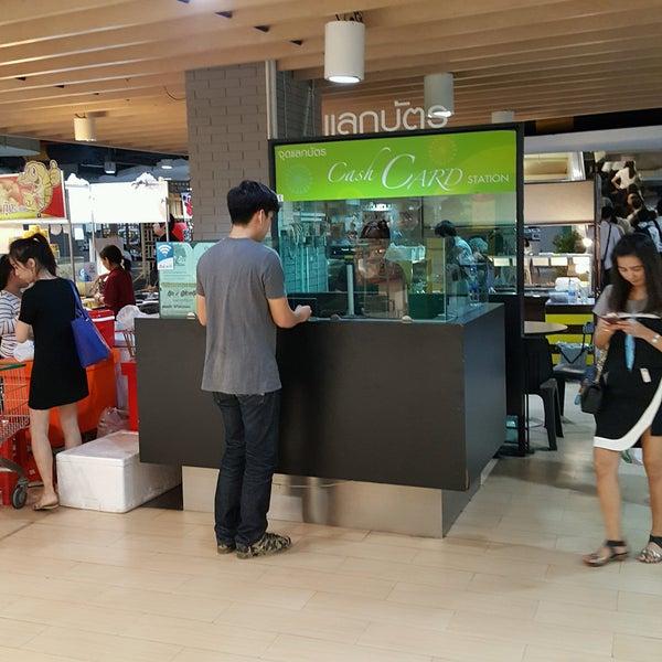 Photo taken at Raintree Food Square by Wisit K. on 2/6/2017