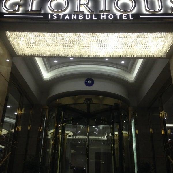 7/21/2014 tarihinde fatih A.ziyaretçi tarafından Glorious Hotel Istanbul'de çekilen fotoğraf