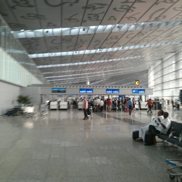 Photo taken at Netaji Subhash Chandra Bose International Airport (CCU) by Aniket P. on 3/30/2013